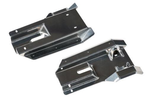 XFR Full Chassis Glide /& Swing Arm Skid Plate Gaurd Combo HONDA TRX450R TRX450ER