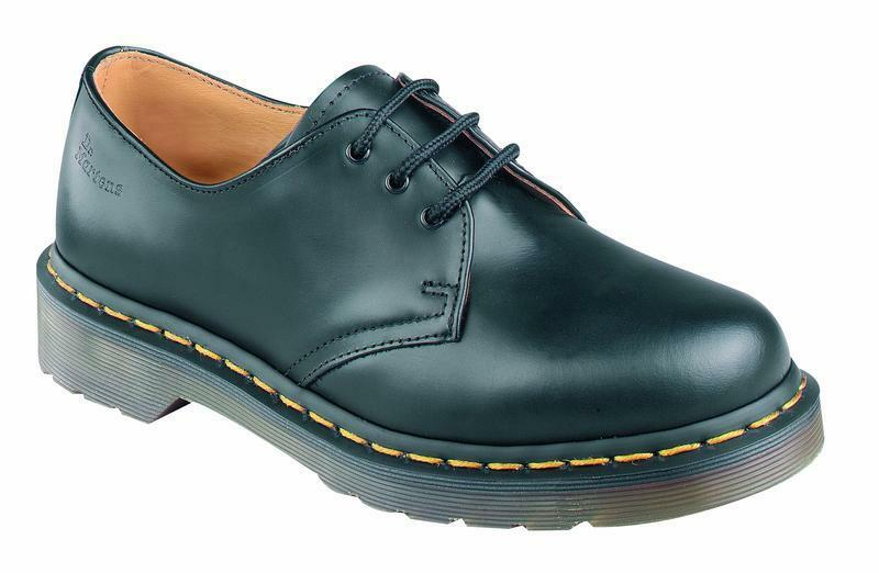 Dr Martens Smooth 3 Loch 1461Z-59 Black Smooth Martens 10085001 Original Classic Doc 8b0aed