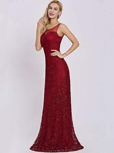 1c18abe89d Details about Ruby Red 💃 Formal Gown PROM CRUISE dress💃 FREE SHIPPING