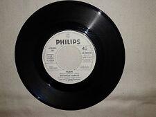 """Genesis / Antonello Venditti  – Disco Vinile 45 Giri 7"""" Edizione Promo Juke Box"""