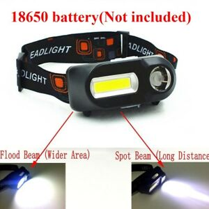 12-COB-Led-Headlight-Fishing-Camping-Outdoor-Lighting-Head-Lamp-Torch