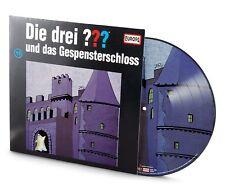 """Die Drei ??? Fragezeichen 11 Und Das Gespensterschloss 12"""" Vinyl Picture Disc"""