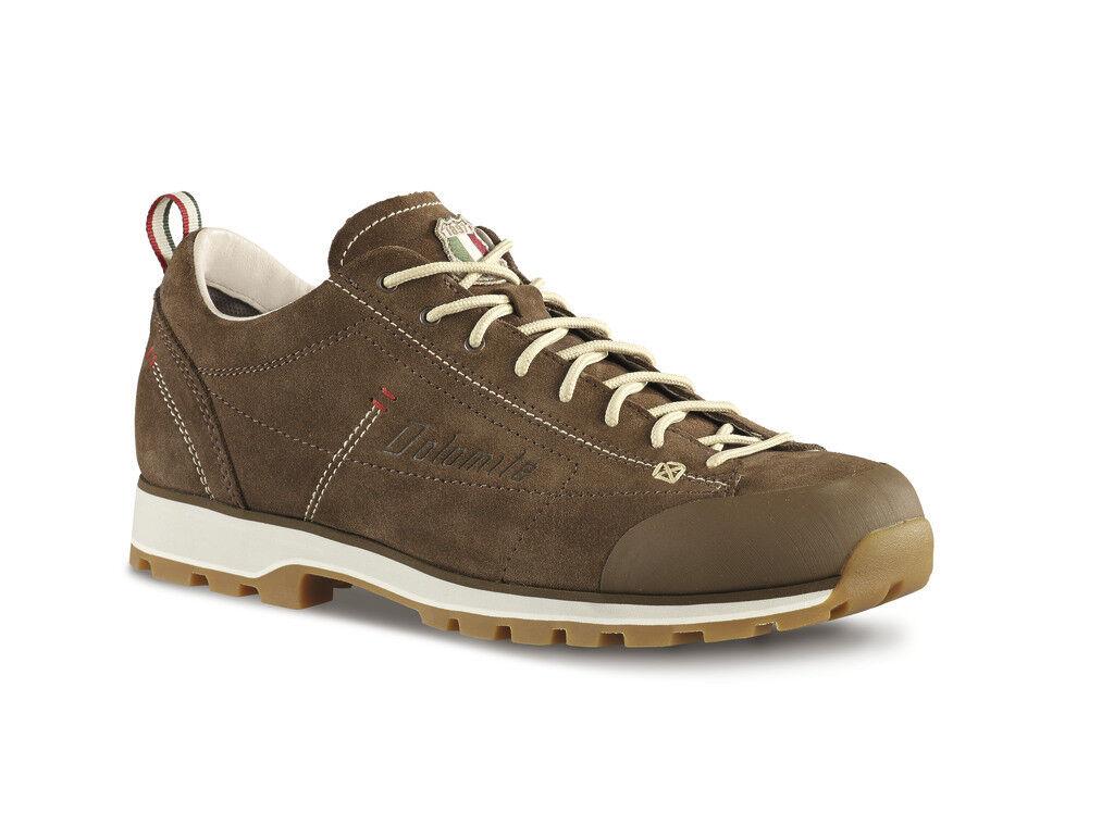 DOLOMITE 54 LOW LOW LOW EARTH - CANAPA Zapatos PELLE CINQUANTAQUATTRO LOW TERRA-CANAPA 94fa36