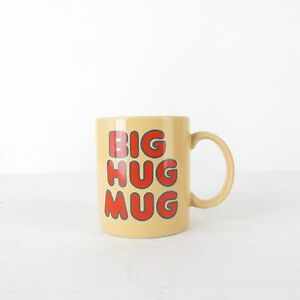 Vintage-Big-Hug-Mug-Coffee-Mug-Tea-Cup-FTD-Florist
