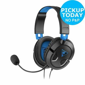 Turtle Beach Recon 50P Gaming Headset PS4/Xbox One/PC