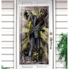 Zombie Sticker Halloween Dekoration Mikrowelle Horrorparty Aufkleber Untoter