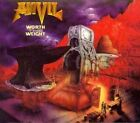 Anvil Worth The Weight CD 2012 Digitally Remastered Metal