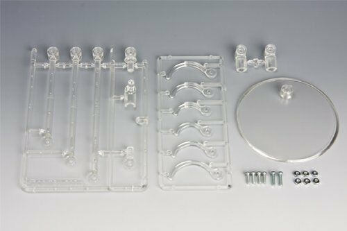 Obitsu MLST-A01C Multi Stand Clear for 1//6-12 Doll