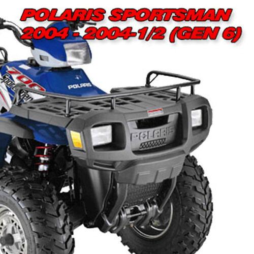 KFI 2002-04.5 Polaris Sportsman 450//500//600//700 Gen4+//Gen6 Winch Mount #100650