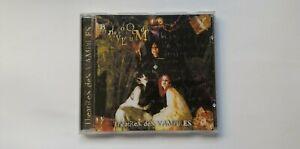 0520- THEATRES DES VAMPIRES BLOODY LUNATIC ASYLUM CD DISCO NUEVO !!LIQUIDACIÓN