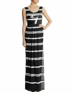 New-NEW-Alice-by-Temperley-black-maxi-Dress-UK10-RRP-425