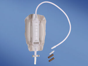 UROSID-Beinbeutel-3-Kam-Asid-Bonz-500-ml-steril-Urinbeinbeutel-50cm-PZN-3061261