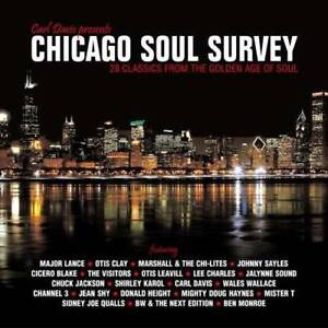 CHICAGO-SOUL-SURVEY-Various-NEW-amp-SEALED-SOUL-CD-GRAPEVINE-60s-70s-NORTHERN