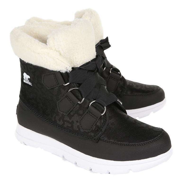 New Sorel Damenss Explorer Carnival Stiefel waterproof winter stylish snow Stiefel Carnival 6b6382