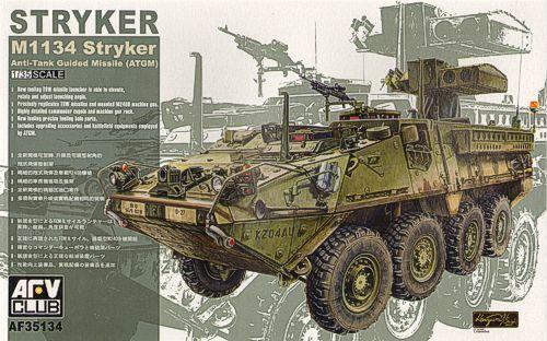 AFV Club 1 35 M1134 Stryker ATGM