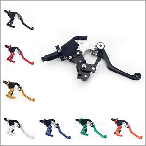 Quick-Adjust-Clutch-Lever-Perch-Hot-Start-4-Honda-CR-125-250-500-CRF-250-450-R-X