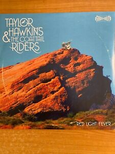 Taylor Hawkins & The Coattail Riders - Red Light Fever // LP - EU-Press. 2010 -