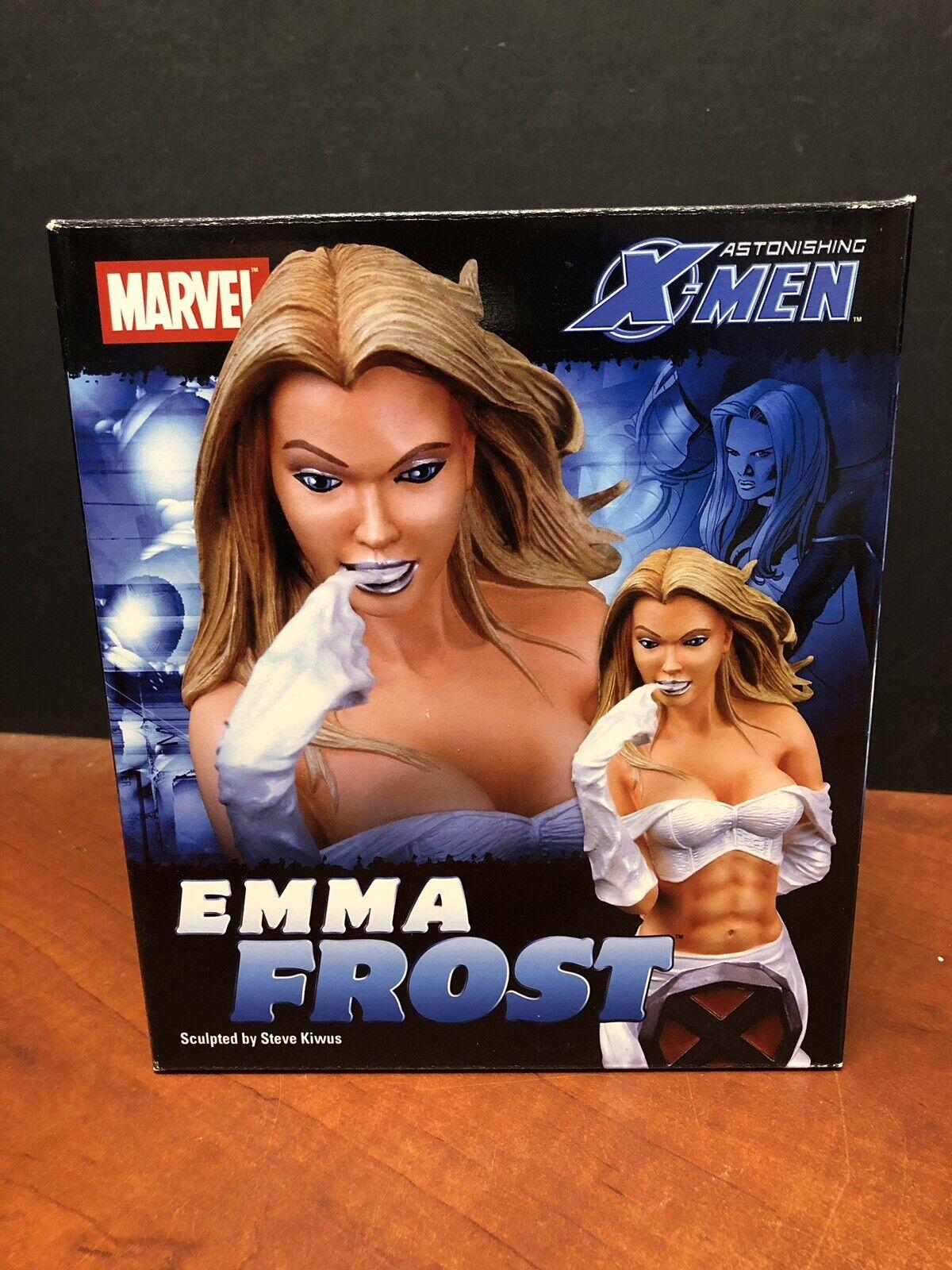 Diamond seleccionar Marvel X-men Emma Frost Busto Tamp 0194