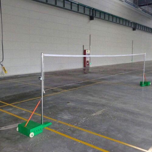 20X2.5feet Portable Badminton Net Beach Volleyball Tennis Standard Training Net