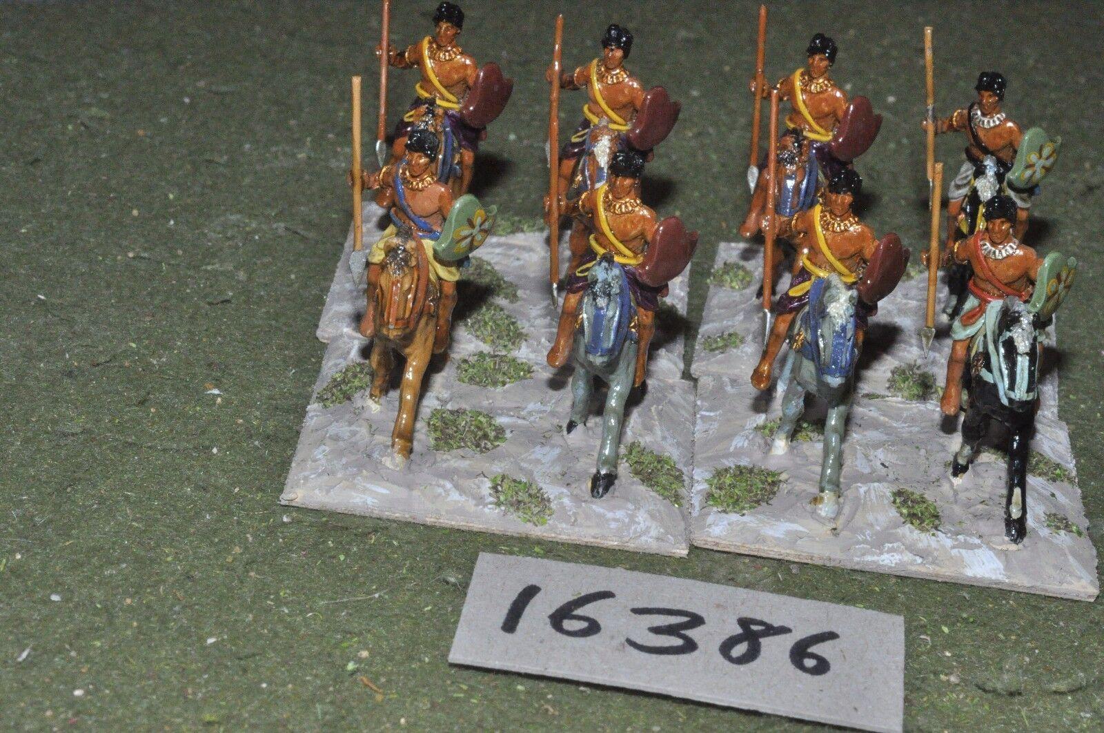 25mm classical     indian - cavalry 8 cavalry - cav (16386) 9854b6
