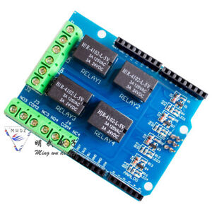 Four-channel-Relay-Shield-5V-4-Channel-Relay-Shield-Module-for-Arduino