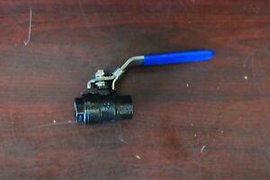 "Exel 3/8"" Ball valve Full Port, Carbon Steel,DN10,DN64, WCB lockable New"