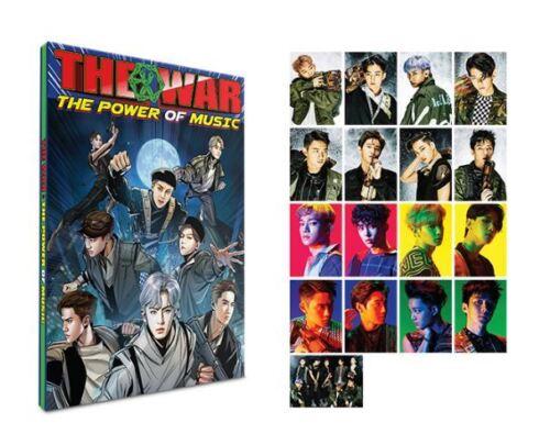 Exo The Power Of Music Smtown Coex Artium Sum Goods Post Card Postcard Book New by Ebay Seller