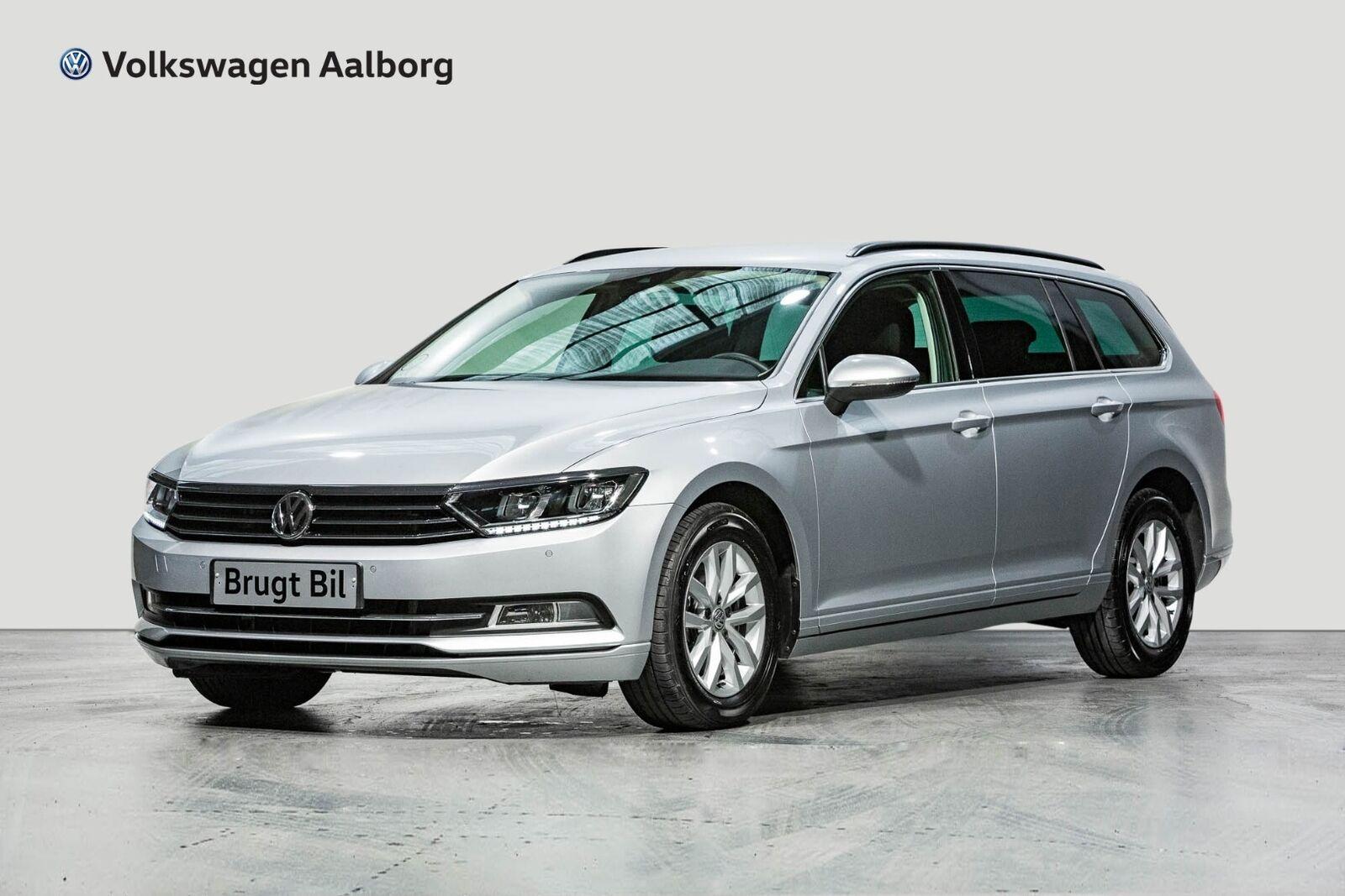 VW Passat 2,0 TDi 150 Comfort Prem. Vari DSG 5d - 365.000 kr.