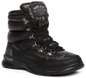 THE-NORTH-FACE-ThermoBall-Lace-II-T92T5LNSW-Insulated-Warm-Winter-Boots-Womens