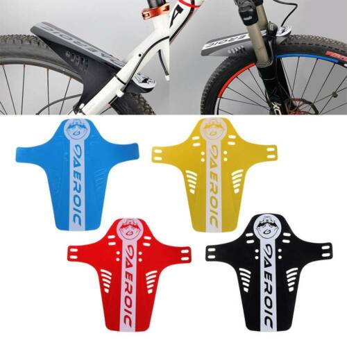 Front Back Rear Fenders Cycling Mud Guard Rainy For Mountain  Road Bicycle Bikes