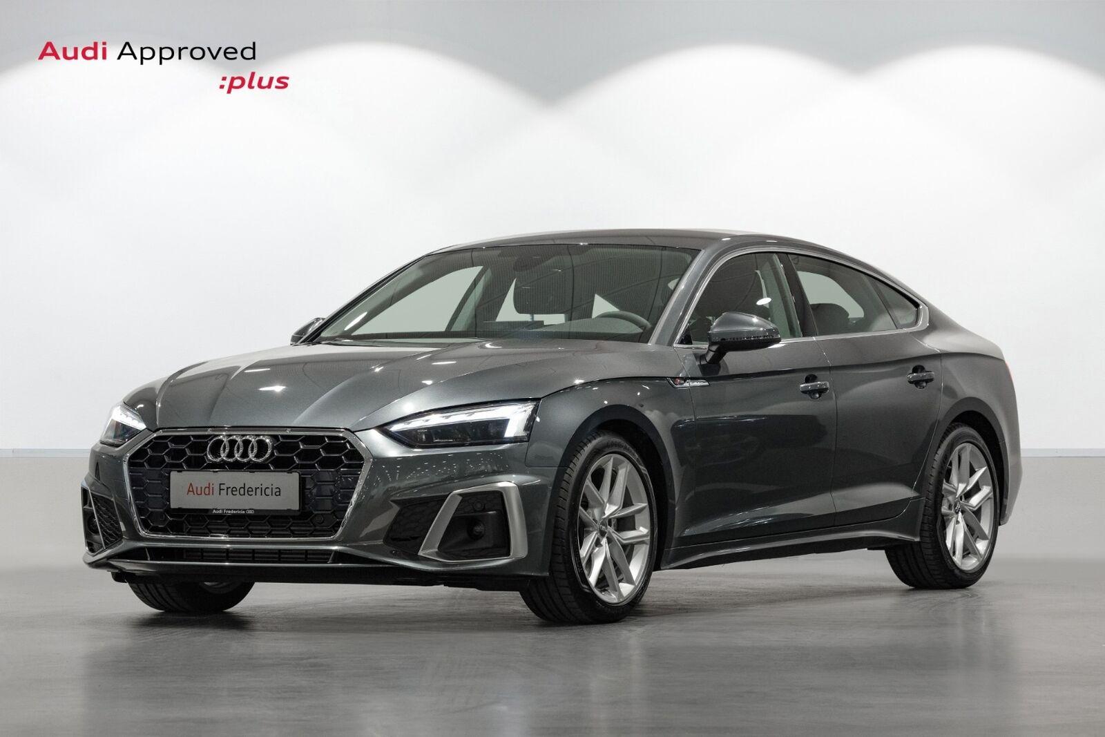 Audi A5 40 TFSi S-line+ Sportback S-tr. 5d - 494.900 kr.