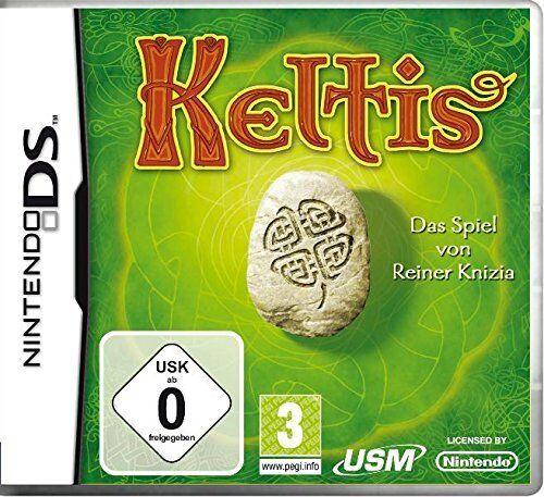 1 von 1 - Keltis, Nintendo DS, NDS Lite, NEU/OVP