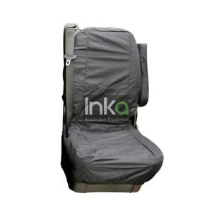 Mercedes-Vito-Rear-Single-Set-Inka-Fully-Tailored-Waterproof-Seat-Cover-Grey