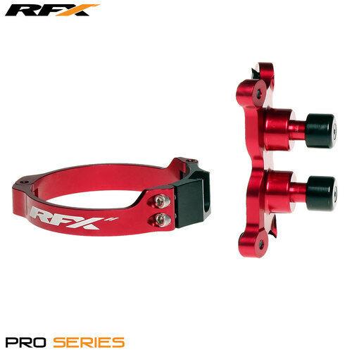 Suzuki RMZ250//RMZ450 07-16 RFX Pro Series 2 Red Launch Control Dual Button