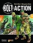 Bolt Action: World War II Wargames Rules by Rick Priestley, Warlord Games, Alessio Cavatore (Hardback, 2012)