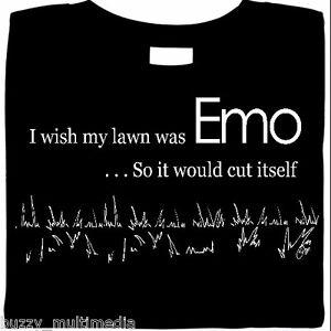 I-Wish-My-Lawn-Was-Emo-amp-Cut-It-Self-Shirt-funny-shirts-humor-emo-t-shirts