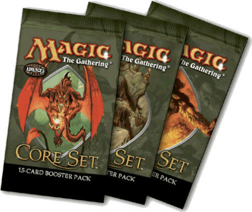 edition Factory sealed Booster Pack X 3 ! Magic Mtg 9th Ninth