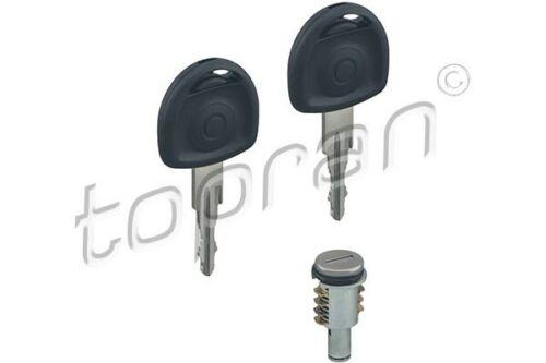205 810 TopranCylindre De Verrouillage face Pour Opel VauxhallCylindre De Verrouillage