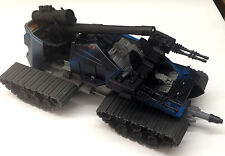 GI JOE CUSTOM Night Watch Cobra BOOM Tank Action Figure Assault Vehicle