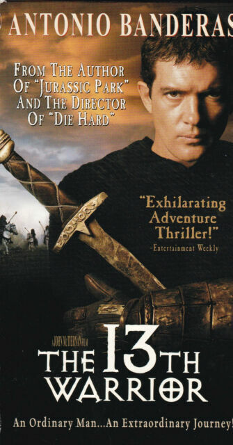 The 13th Warrior (VHS, 2000) for sale online   eBay