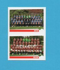 PANINI CALCIATORI 2012-2013-Figurina n.499- INTER+MILAN-SQ.PRIMAVERA -NEW