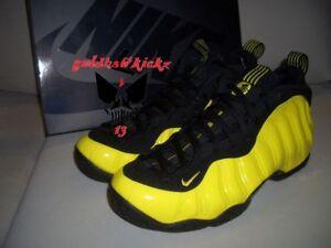 82589eef1863b Nike Air Foamposite One Optic Yellow Black 314996 701 penny hardaway ...