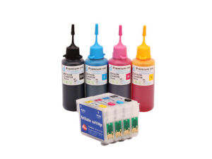 Compatible-refill-ink-cartridge-kits-for-Epson-WF3520-WF3530-WF3540-NON-OEM