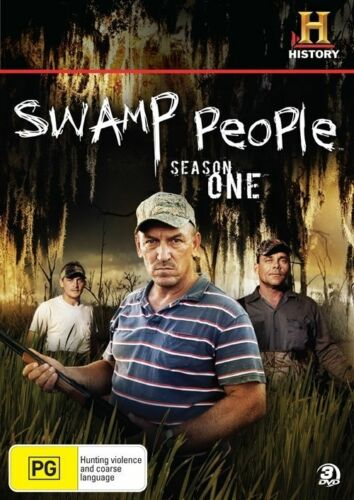 1 of 1 - Swamp People: Season 1 NEW R4 DVD