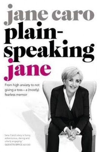 1 of 1 - Plain-Speaking Jane by Jane Caro (Paperback, 2015)
