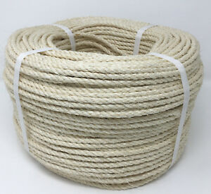 Sisal-Rope-Natural-Fibre-Rope-Cat-scratch-post-rope-Decking-Crafts-Any-Size