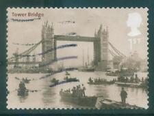 [JSC]2002 GB Bridges Of London - Tower Bridge stamp