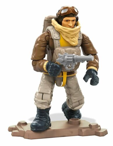 New 2018 Fighter Ace Pilot Mega Contrux Call Of Duty Specialists Series 2