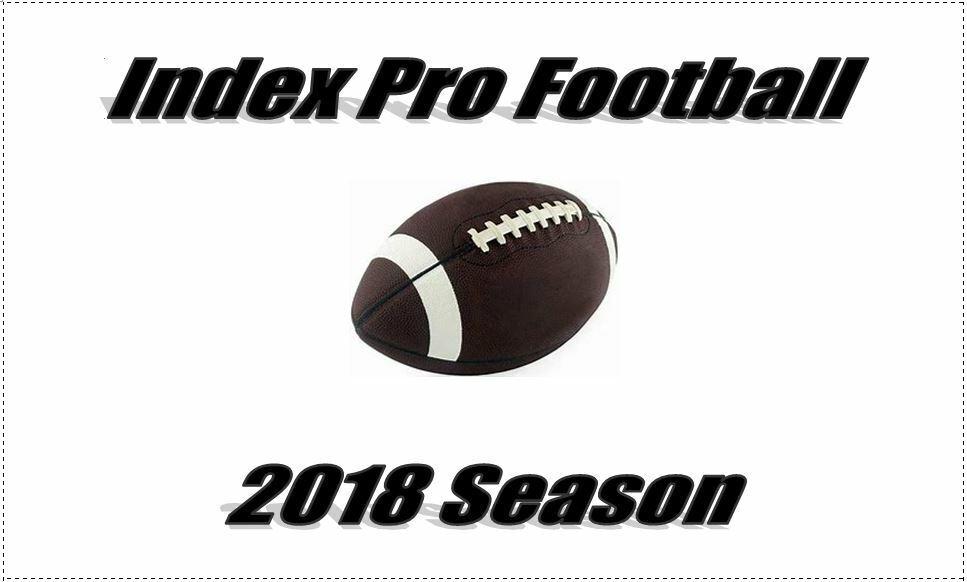 Index Pro Footbtutti (2018  NFL Season)  risparmia fino al 70%