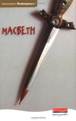 """Macbeth"" (Heinemann Shakespeare),Frank Green,John Seely,Ricky Lee,Victor Juszk"